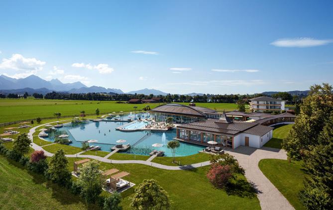 König Ludwig Wellness & Spa Resort Allgäu