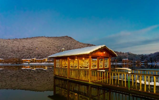 Lopota Lake Resort & Spa, Georgien