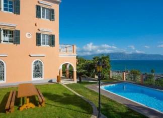 Villa 1870 Corfu