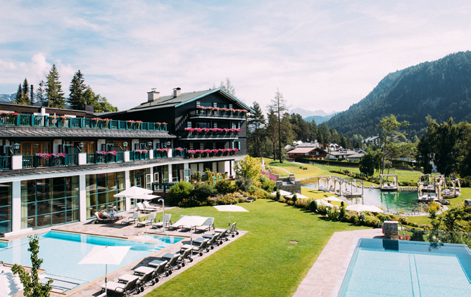 Astoria Resort, Seefeld in Tirol