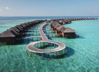 Urlaub auf den Malediven - das Hideaway Beach Resort & Spa