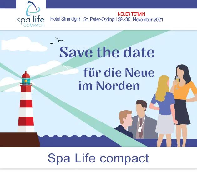 Spa Life compact: 29.-30. November 2021, Hotel Strandgut, St. Peter-Ording