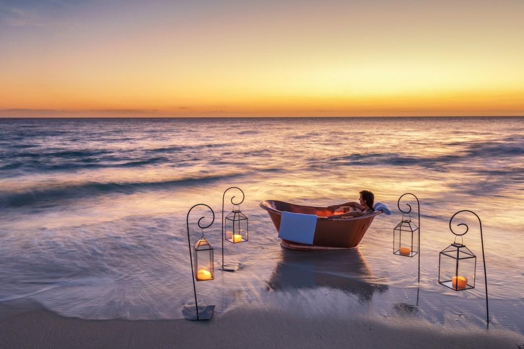 Luxus-Privatinsel Thanda Island