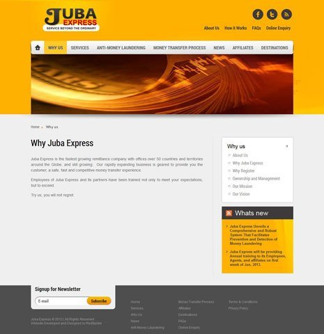 Juba Express Money Exchange