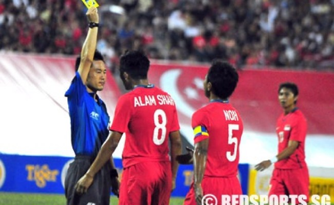 Singapore S Asian Cup Football Hopes Look Bleak After Home