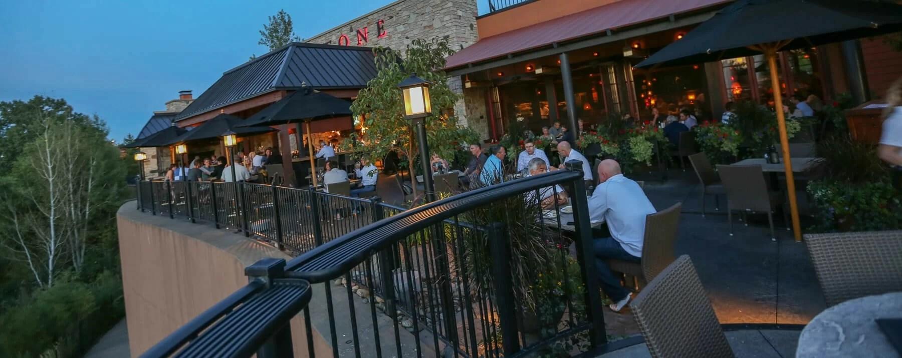 Eden Prairie  Redstone Grill