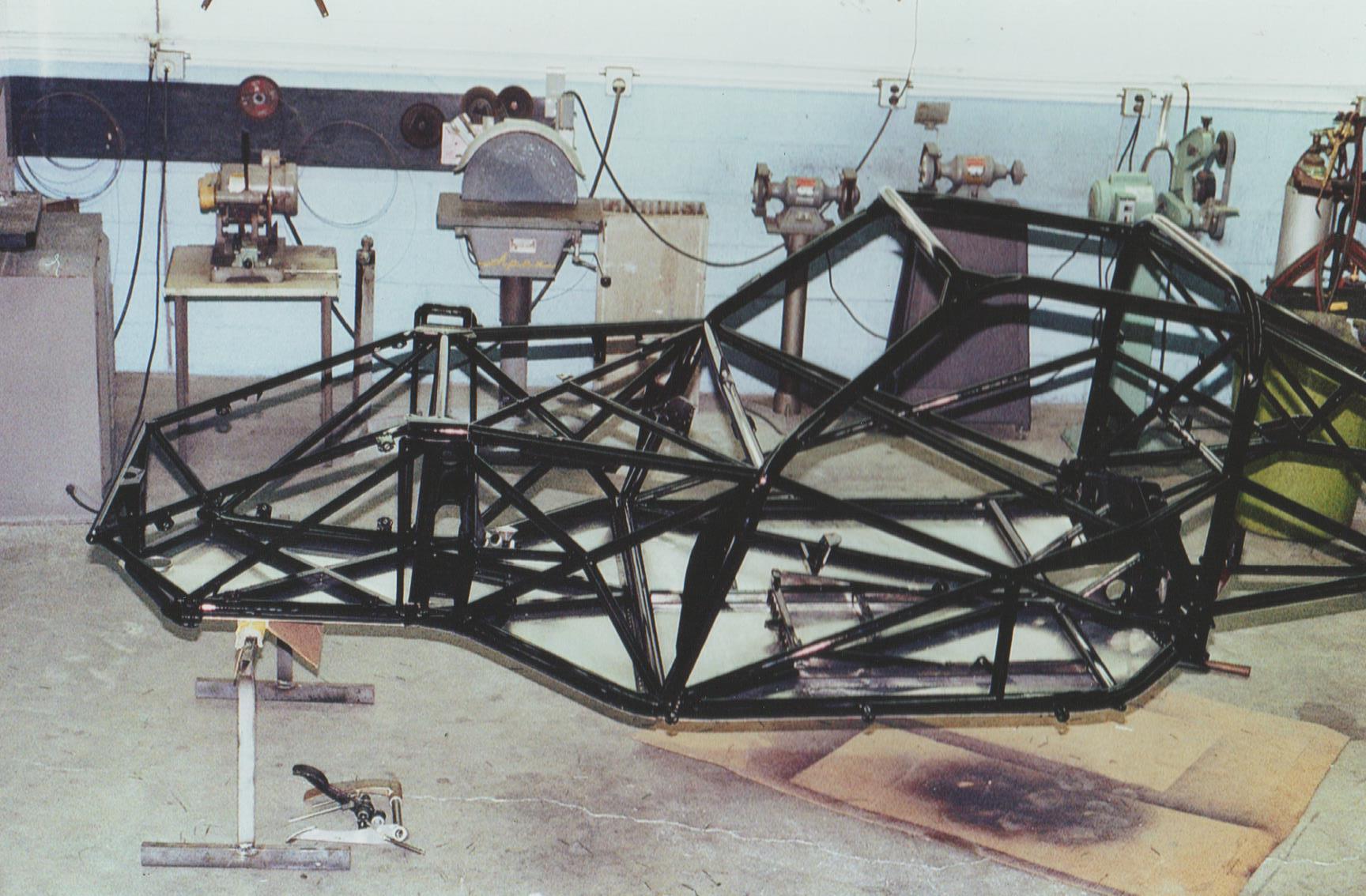 fabcar porsche 935 chassis