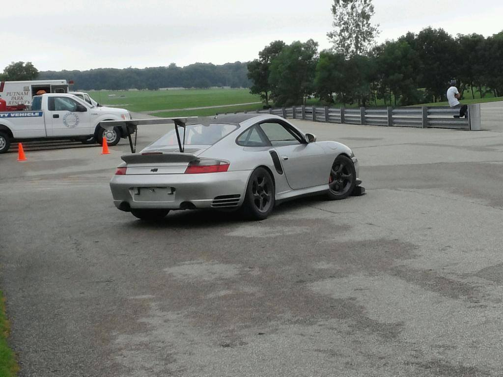 porsche 996 turbo at putnam park