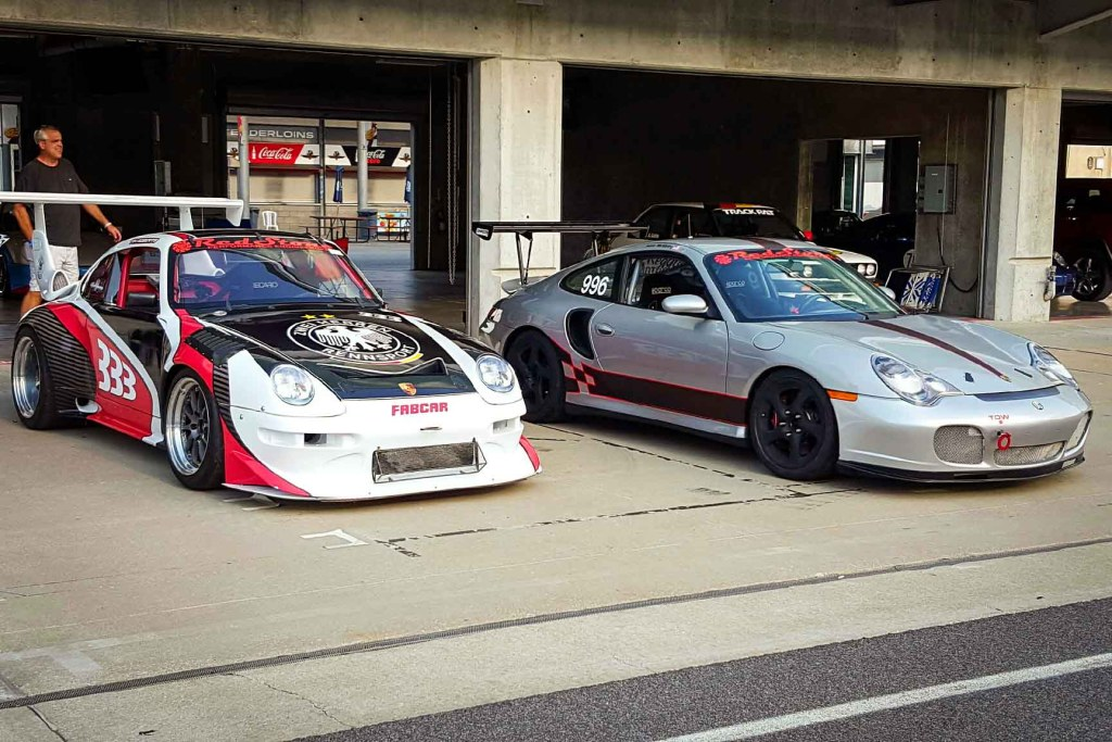 redstone race prep and track support at indianapolis motor speedway
