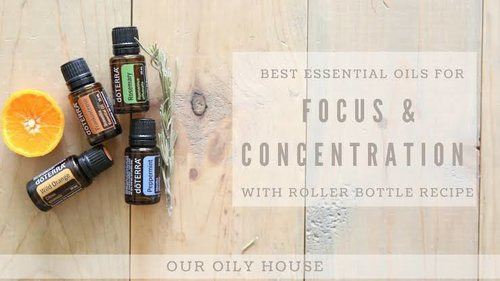 Which Essential Oils Are Good For Focus And Concentration?