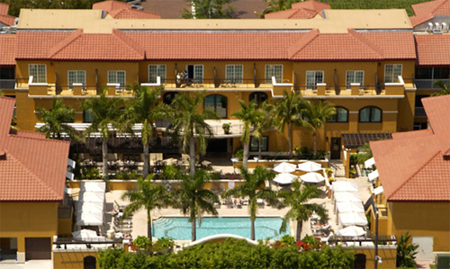 Bellasera Hotel reviews in Naples Florida