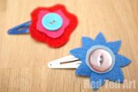 Flower Craft Ideas- wonderful spring, summer & Mother's ...