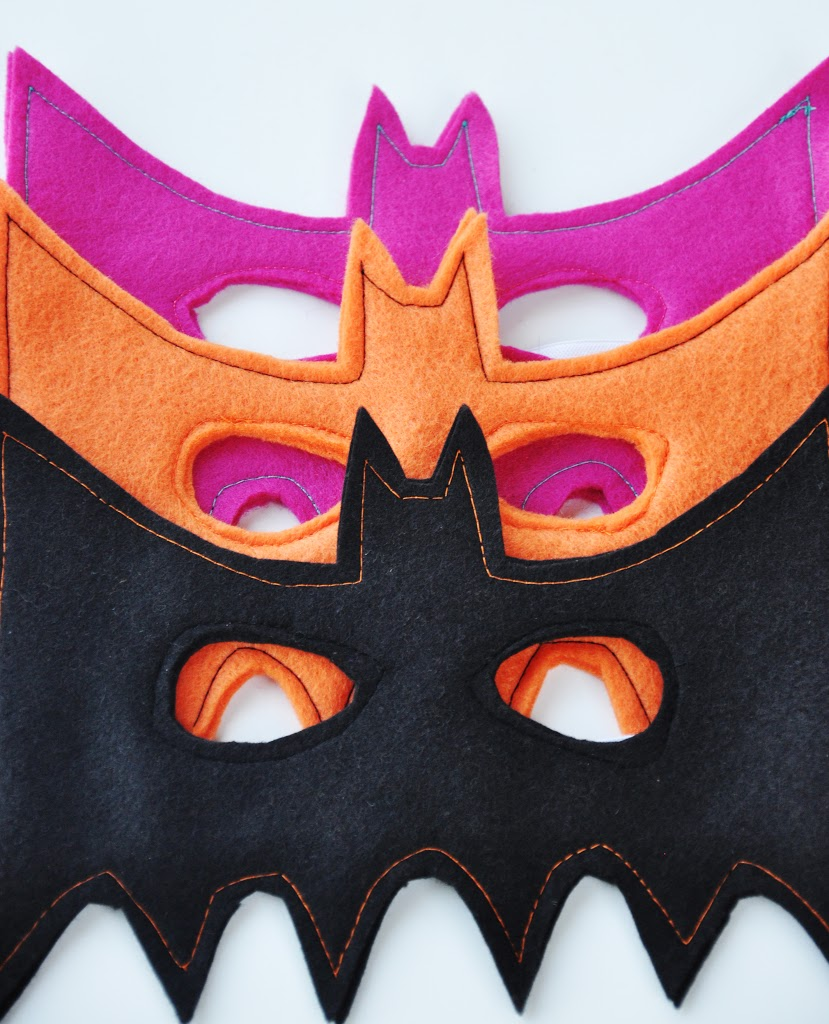 Bat Masks For Halloween