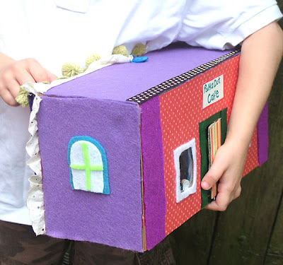 30 Shoe Box Craft Ideas Red Ted Art's Blog