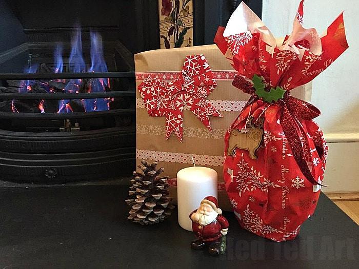 Gift Wrapping Awkward Shapes Sharing The Magic Of Giving
