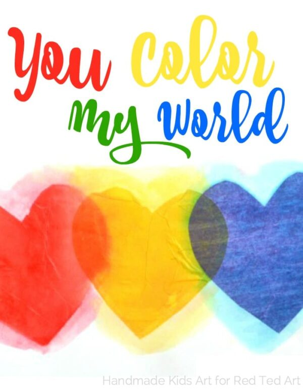 hearts colors # 70
