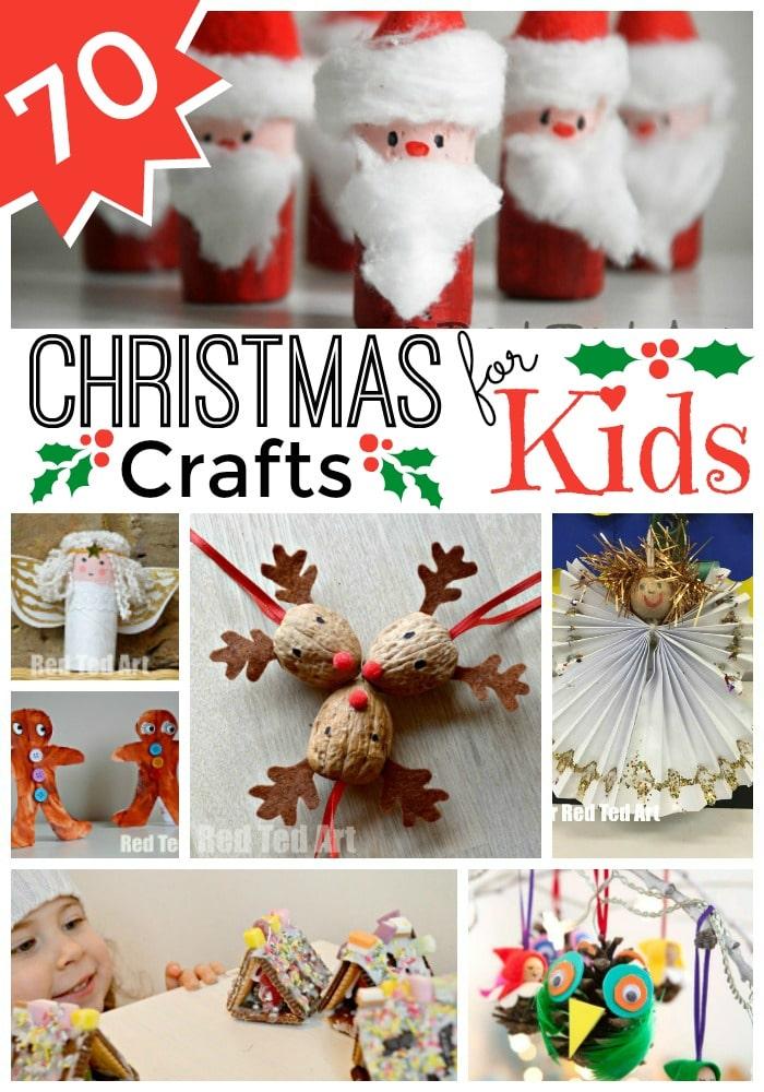 Easy Christmas Ornaments For Kindergarten