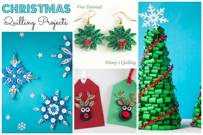 Christmas Paper Crafts For Kids Red Ted Arts Blog