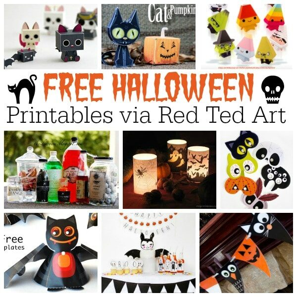 free halloween printables for kids # 28