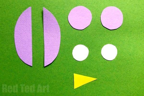 easy owl origami bookmark