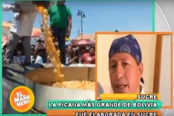 LA PICANA MÁS GRANDE DE BOLIVIA Y EL MUNDO