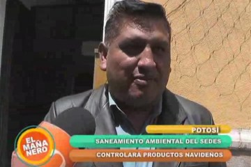 SEDES CONTROLARÁ PRODUCTOS NAVIDEÑOS