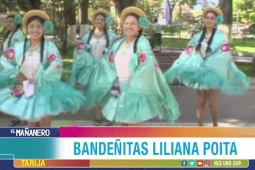 BANDEÑITAS LILIANA POITA
