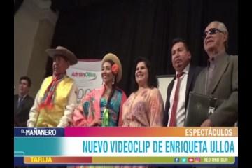 ESPECTÁCULO: VIDEO CLIP DE ENRIQUETA ULLOA