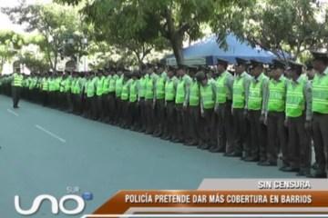 SIN CENSURA: LA POLICÍA SIGUE CON LIMITACIONES ADMINISTRATIVAS