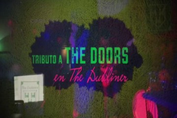 ESPECTÁCULO: TRIBUTO A THE DOORS