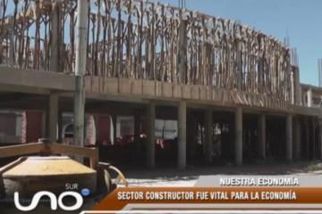 NUESTRA ECONOMÍA: EL SECTOR DE LA CONSTRUCCIÓN FUE VITAL PARA LA ECONOMÍA DEL PAÍS