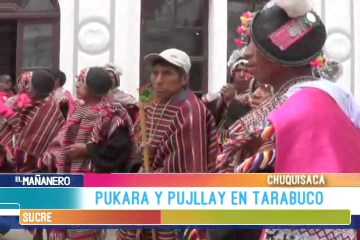 PUKARA Y PUJLLAY EN EL MUNICIPIO DE TARABUCO