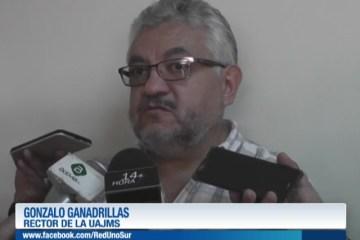 RECTOR DE LA UAJMS CONVOCA A ESTUDIANTES PARA ATENDER DEMANDAS