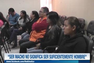 """""""SER MACHO NO SIGNIFICA SER SUFICIENTEMENTE HOMBRE"""""""