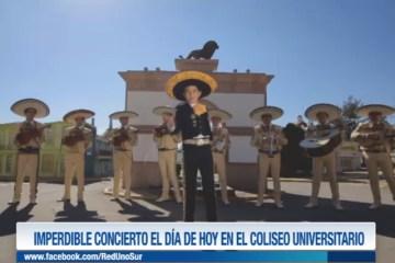 INCREÍBLE CONCIERTO EL DÍA DE HOY EN EL COLISEO UNIVERSITARIO