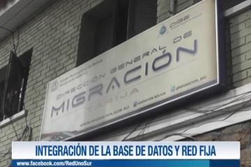 INTEGRACIÓN DE LA BASE DE DATOS Y RED FIJA