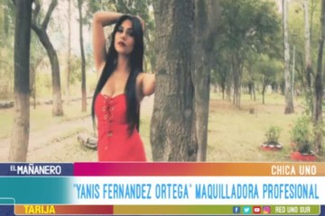 CHICA UNO TARIJA: YANIS FERNÁNDEZ ORTEGA