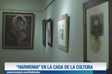 """""""HARMONÍA"""" EN LA CASA DE LA CULTURA"""