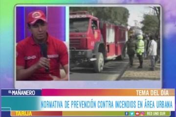 TEMA DEL DÍA: LEY DE BOMBEROS 449