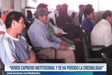 CAMPESINOS Y GOBERNACIÓN CON UNA BRECHA EN APERTURA
