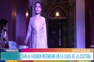 ESPECTÁCULO: FASHION WEEKEND BENÉFICO
