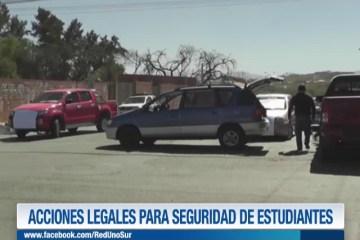 ACCIONES LEGALES PARA SEGURIDAD DE ESTUDIANTES