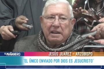 """""""EL ÚNICO ENVIADO POR DIOS ES JESUCRISTO"""""""