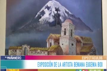 ESPECTÁCULO: EXPOSICIÓN ARTÍSTICA