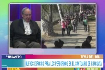 TEMA DEL DÍA: SANTUARIO DE CHAGUAYA