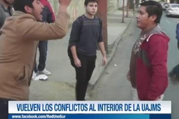 VUELVEN LOS CONFLICTOS AL INTERIOR DE LA UAJMS