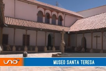 MI QUERIDO POTOSÍ: MUSEO SANTA TERESA