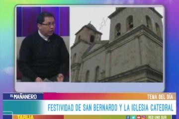 TEMA DEL DÍA: FESTIVIDAD DE SAN BERMEJO Y LA CATEDRAL