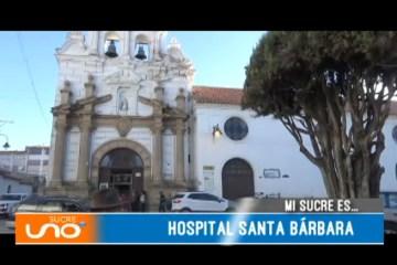 MI SUCRE ES: HOSPITAL SANTA BÁRBARA