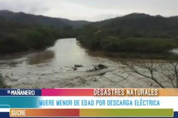 MUERE MENOR DE EDAD POR DESCARGA ELÉCTRICA